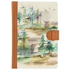 Voyage Caledonian Forest Notebook