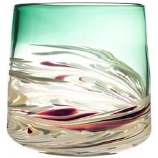 Voyage Athena Small Vase - Emerald