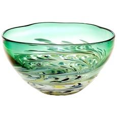 Voyage Athena Bowl - Emerald