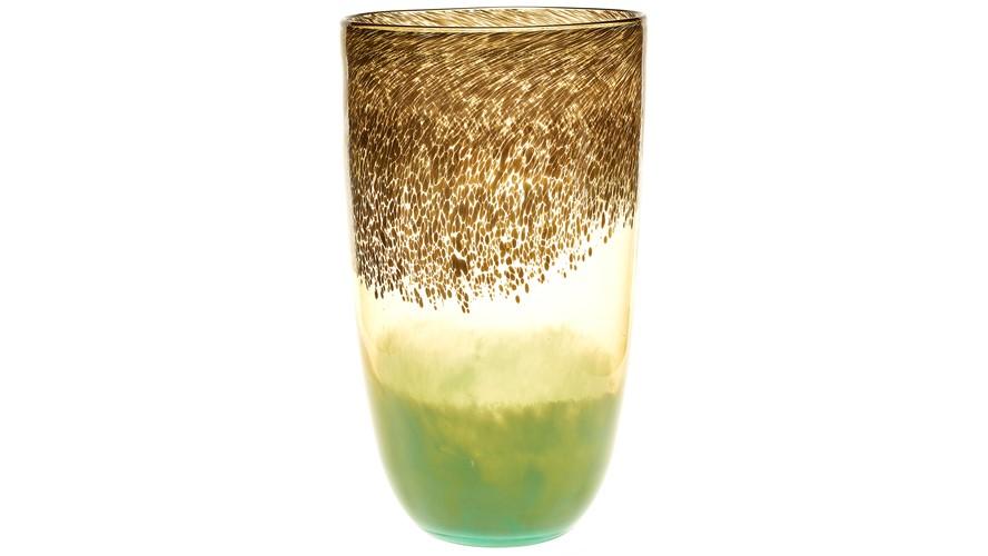 Voyage Demeter Medium Vase - Gold