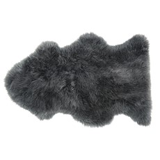 Sheepskin - Dark Grey