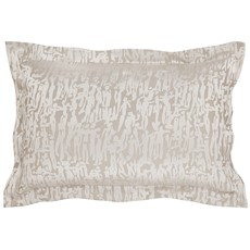 Harlequin People Oxford Pillowcase - Linen