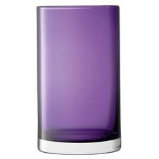 LSA Flower Colour Cylinder Lantern - Violet