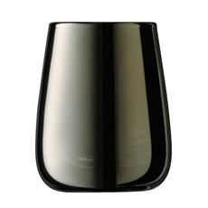 LSA Metallic Mini Flower Vase - Platinum