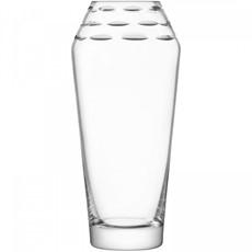 Large Clear Cut Frieze Vase