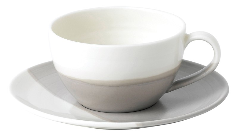 Royal Doulton Coffee Studio Cappuccino Cup & Saucer