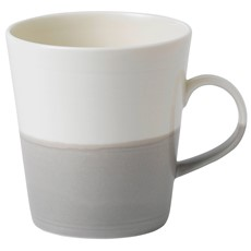 Royal Doulton Coffee Studio Grande Mug - Grey