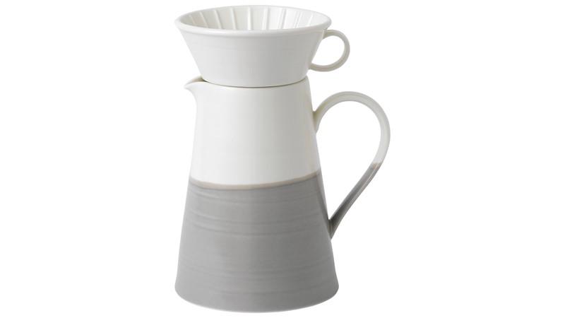 Royal Doulton Coffee Studio 1.3L Pour Over Jug Set
