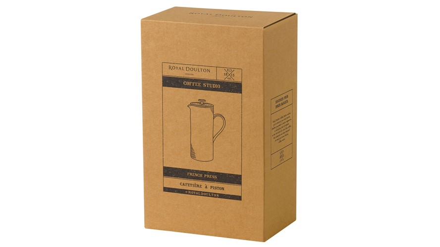 Royal Doulton Coffee Studio 1.5L French Press