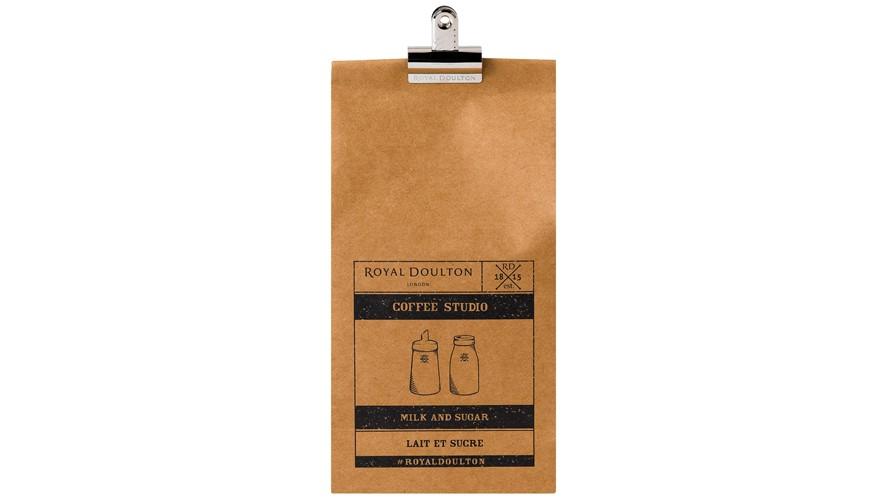 Royal Doulton Coffee Studio Sugar & Milk Set