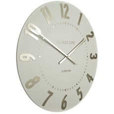 Mulberry Goldfinch Wall Clock