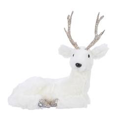 Furrying Sitting Reindeer