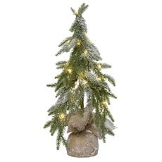 Christmas Tree In Jute Bag