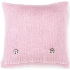 Mohair Cushion Rose Lavender