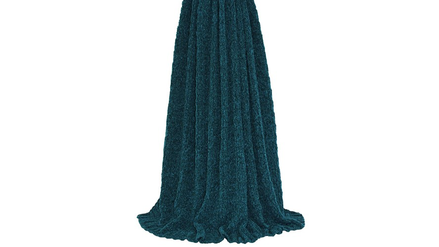 Lilya Throw - Teal