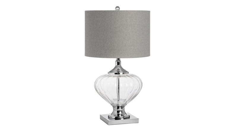 Verona Glass Table Lamp