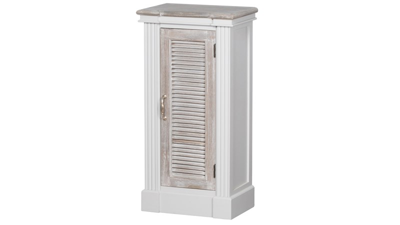The Liberty Collection - Storage Louvred Doors Cabinet