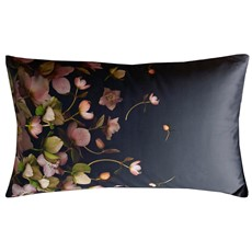 Ted Baker Arboretum Pillow Case Pair - Charcoal