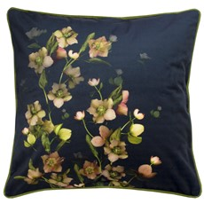 Ted Baker Arboretum Cushion - Charcoal