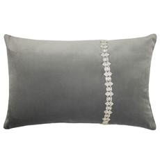 Kylie Minogue Lanie Cushion - Silver