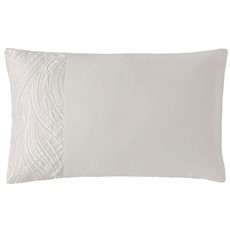 Kylie Minogue Renata Housewife Pillow Case - Oyster