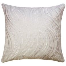 Kylie Minogue Renata Cushion - Oyster