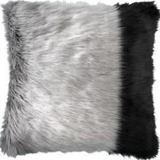 Kylie Minogue Erin Cushion - Black & Grey