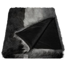 Kylie Minogue Erin Throw - Black & Grey