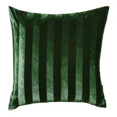 Louis Square Cushion - Dark Green