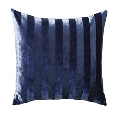 Louis Square Cushion - Blue