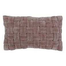Kross Cushion - Antique Blush