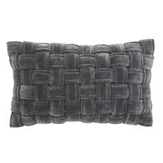 Kross Cushion - Charcoal