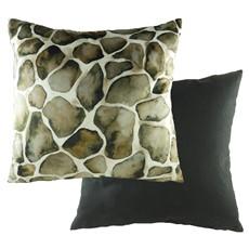 Wildlife Square Cushion - Giraffe Print