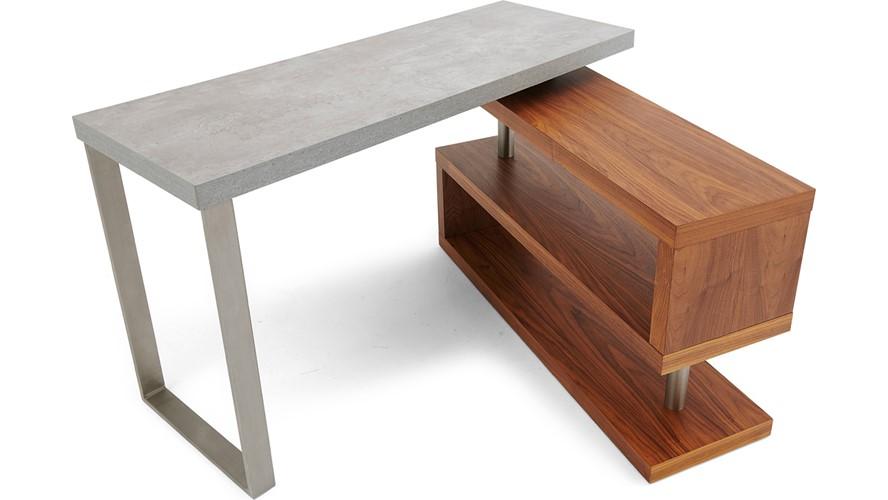 Benz Corner Desk