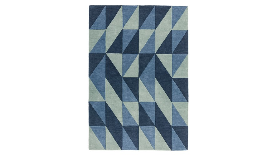 Reef Rug - Flag Blue