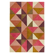 Reef Rug - Kite Pink Multi