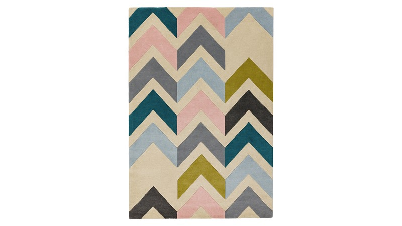 Reef Rug - Chevron Multi