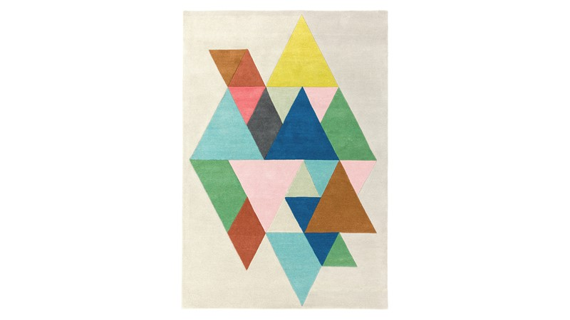 Reef Rug - Triangle Multi