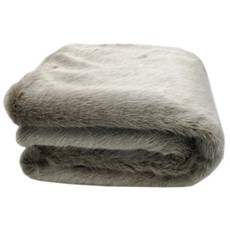 Wild Mink Throw