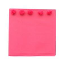 Square Pom Pom Canvas Box