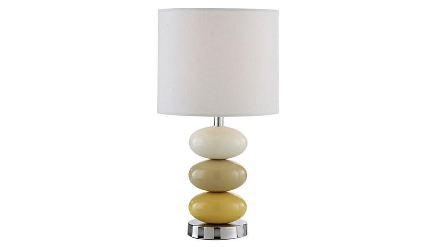 Mia Table Lamp - Ochre
