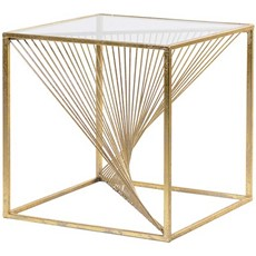 Gold Twist Table