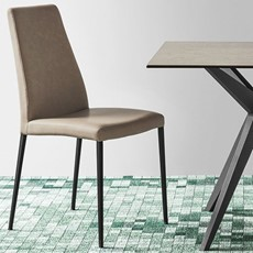Calligaris Dining Chairs Aida Soft Chair