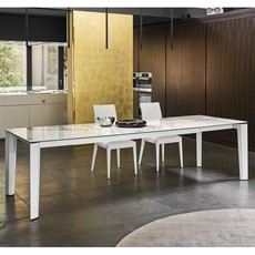 Calligaris Dining Tables Delta Extending Table