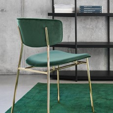 Calligaris Dining Chairs Fifties Dining Chair