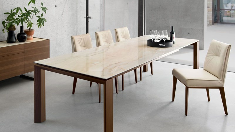 Calligaris Dining Tables Omnia Extending Table