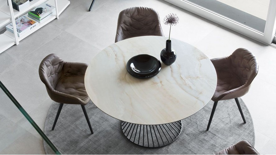 Calligaris Dining Tables Vortex Dining Table