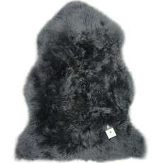 Sheepskin Dark Grey - Medium
