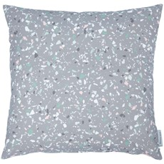 Anthology Ezra Square Cushion - Grey