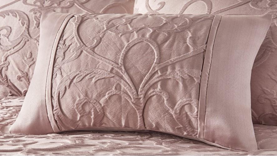 Bentley Boudoir  Cushion - Blush